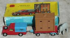 Chipperfields Land Rover with Elefant and Cage on Trailer  Corgi Gift Set 19