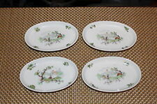 Limoges France GDA Miniature Dish Plate 4 Pieces Trinket Vanity Plate