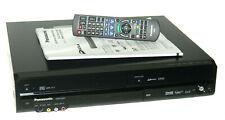 Panasonic DMR-EZ49VEB DVD / VCR Combi Recorder - Perfect Working Order