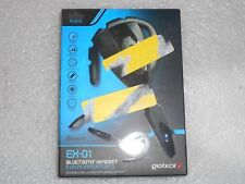 GIOTECK WIRELESS BLUETOOTH HEADSET FOR PLAYSTATION 3 PS3 EX-01
