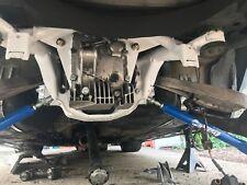Upgraded BMW E46 Subframe Differential Bracket Reinforcement Kit