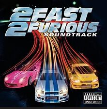 2 Fast, 2 Furious (2003) Ludacris, Trick Daddy, Chingy.. [CD]