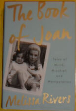 The Book of Joan – Joan Rivers 2015 First Edition Biography NEW Great Pics See!