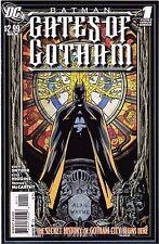 BATMAN GATES OF GOTHAM #1, 2, 3, 4, & 5 / SECRET HISTORY OF GOTHAM / DC COMICS