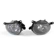 Front Right & Left Bumper Halogen Fog Light Fog Lamp For AUDI Q7 2010-2015 CA