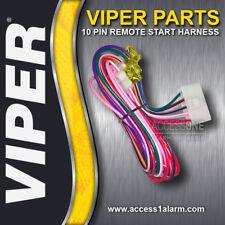 Viper 10-Pin Heavy Gauge Remote Start Harness With Starter Kill For Viper 5906V