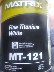 Matrix MT-121 Fine Titanium White Toner