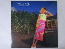 Anri Wave For Life 28K-91 Japan   LP