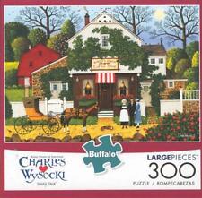Charles Wysocki Buffalo Games Puzzle 300Pc Small Talk NIB