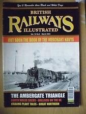 BRITISH RAILWAYS ILLUSTRATED MAGAZINE MARCH, 2001, VOL.10, NO.6