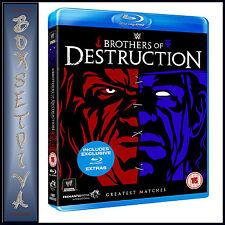 WWE: BROTHERS OF DESTRUCTION  *BRAND NEW BLU-RAY  **