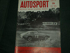 ALFONSO DE PORTAGO FERRARI 250GT 1956 WATKINS GLEN GP JAGUAR D TYPE CONSTANTINE