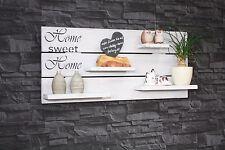 Regal Vintage Wandregal Küchenregal Shabby chic uset look  sweet home