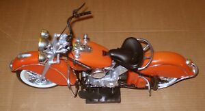 MODEL VINTAGE INDIAN MOTORCYCLE 1/9 ?