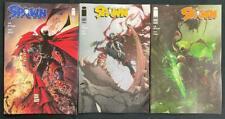 New ListingSpawn #314 Mattina, Greg Capullo Todd Mcfarlane, Revolver Set Of 3 Image Comics