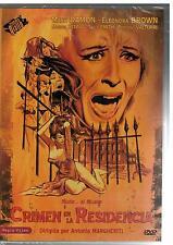 Crimen en la residencia (Nude... si muore)   (DVD Nuevo)
