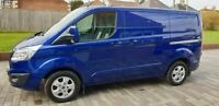 Ford transit custom limited e-tech  Swb 2.2 tdci   NO VAT