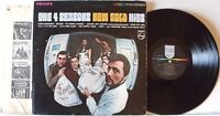 """THE 4 SEASONS """"NEW GOLD HITS"""">12"""" PHILIPS VINYL RECORD>STEREO>VG++>1967"""