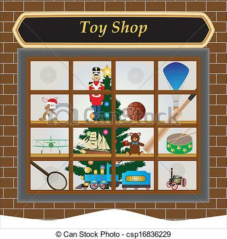 Dena's Toy What Not Shop