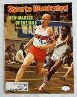 Dick Buerkle Autographed Signed Sports Illustrated 1978 Magazine JSA Certified