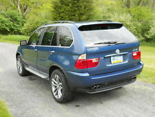 2003 BMW X5, 4.4L,8 Cyl. AUTO,176000 Mi,NEEDS CHAIN GUIDE RAILS.FOR REPAIR-PARTS