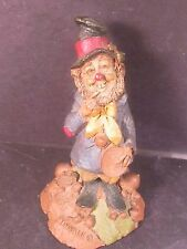 Tom Clark Gnomes Twinkle Gnome Holding Clown Coin