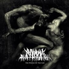 Anaal Nathrakh - The Whole Of The Law [New CD]