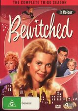 Bewitched : Season 3 (DVD, 2006, 4-Disc Box Set)  BRAND NEW
