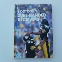Footballs Sure-Handed Receivers by Nathan Aaseng 1980 0822510642