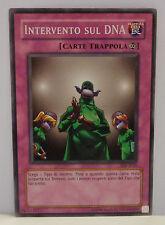 Gioco Game Yu Gi Oh Carta Trappola ITALIANO Play / INTERVENTO SUL DNA SDF-I026