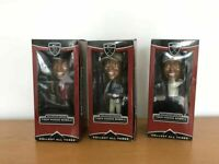 Tiger Woods Bobble Head Rare Collectors Set/ Nike/ Upper Deck