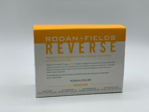 Rodan + and Fields Mini Reverse BRIGHTENING TSA Approved Travel Regimen EXP 2/21