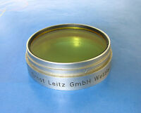 Leitz Leica 44mm Yellow Push-On/Slip-On Lens Filter