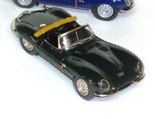 MINIMARQUE 1957 JAGUAR XKSS CONV. GREEN- MCQUEEN- GRB119A