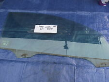 DOOR WINDOW GLASS RIGHT O/S From PEUGEOT 206 GTI GRAND TOURISME GT