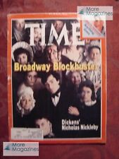 TIME October 5 1981 NICHOLAS NICKELBY CHARLES DICKENS NORMA KAMALI +++