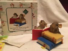 """Charming Tails """"I Cant Find The Words To Describe How Wonderful """" Dean Griff Nib"""