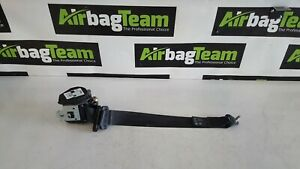 Vauxhall Corsa F 2019 2020 O/S Rear Driver Seat Belt Repair Service Only
