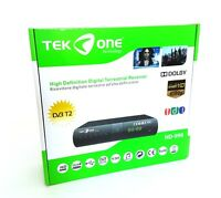 Decoder TeKone HD-999 Ricevitore Digitale Terrestre Dvb-T2 Tv Scart Hdmi hsb