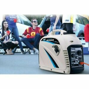 Pulsar PG2300iS 2,300W Portable Gas-Powered Inverter Generator CARB Compliant