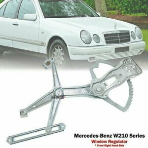 Front Right Electric Power Window Regulator For Mercedes Benz E-Class W210 96-02