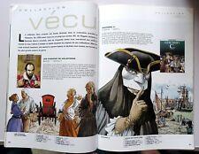 Catalogue BD Glénat 2001 Segrelles Juillard Griffo Akira Will Eisner Makyo