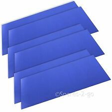6 x Anti Frost Fridge Freezer Mat Manual Ice Defrost Durable Liner 50 x 25cm