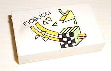 FIORUCCI 80s Stiassi italy Rare Fashion eraser rubber radiergummi gomma gommina