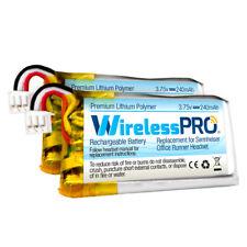 Wireless Pro Replacement battery for Sennheiser Headset Office Runner 504374 2Pk