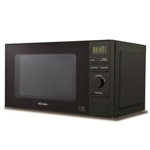 Dimplex 980536 20 Litre 800W Black Microwave Oven Stainless Steel Interior