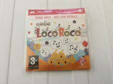LocoRoco Demo (Sony PSP, 2006) PlayStation Portable