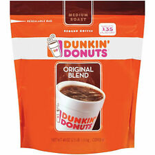 Dunkin' Donuts Ground Coffee Original Blend 40 oz
