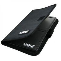 UDG CD Wallet 24 Black - Custodia Porta CD Borsa Contenitore da 24 - Colore Nero