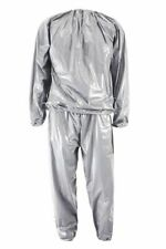 Heavy Duty Sweat Suit Sauna Exercise Gym Fitness Weight Loss Anti-Rip L-4XL US